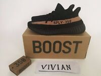 NEW Adidas Yeezy copper Boost 350 V2Real Boost Core Limited