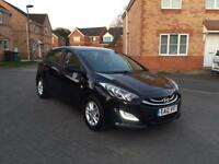 2012 HYUNDAI I30 BLUE DRIVE ACTIVE, 12 MONTH MOT, SERVICE HISTORY, 50k MILEAGE, HPI CLEAR, CRUISE