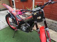 Gasgas gas gas txt pro 280 trials bike