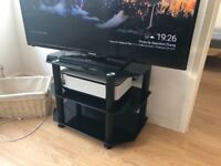 TV table stand settee