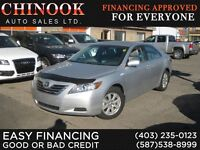 2009 Toyota CAMRY HYBRID LOADED CALL (403) 235-0123