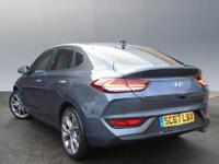 Hyundai i30 FASTBACK PREMIUM (grey) 2018-01-24