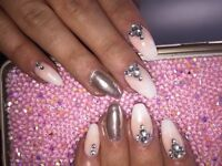 Beautiful nails in your home