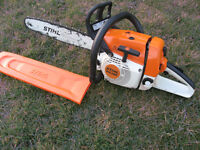 stihl ms 260/c pro chainsaw