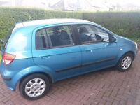 Hyundai Getz cdx 2003