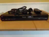 Panasonic DVD recorder/player