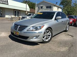 2012 Hyundai Genesis 3.8 MOONROOF LEATHER TINTED WINDOWS