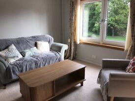 2 bedroom duplex flat with study and newly refurabished shower room, central location of St Andrews