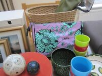 CAR BOOT SALE GOODS - HOUSEHOLD, CLOTHING, PERSONAL