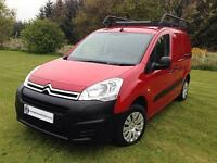 Citroen Berlingo Enterprise 2016 1.6 Hdi 75 (3 Seats) NO VAT