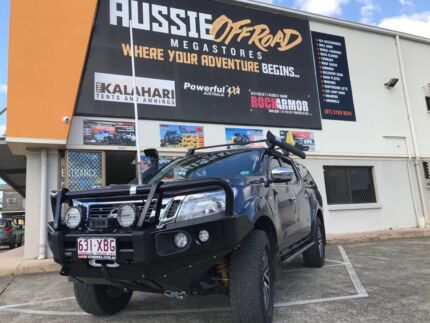 FRONT WINCH COMPATIBLE NEW 4X4 BARS $999 was $1599 Coopers Plains Brisbane South West Preview