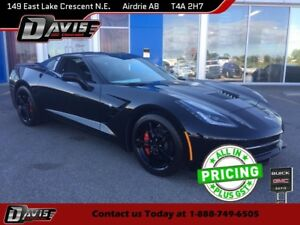 2017 Chevrolet Corvette Stingray 0% FINANCING, STING RAY, BOS...