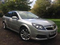 ⛽️️Full tank of fuel 2006 Vauxhall Vectra 1.9 CDTi SRI 150bhp 5dr Satnav model new shape 50+ Mpg