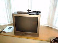 """FREE: Panasonic 21"""" TV"""