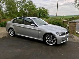 BMW 325d M Sport, 58 plate, 83k, FSH and just serviced, Excellent condition