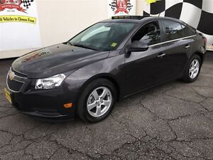 2014 Chevrolet Cruze 2LT, Automatic, Navigation, Leather, Only 3