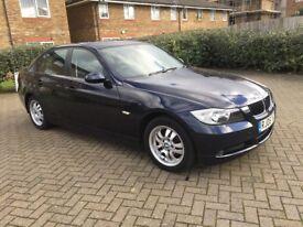 2006 BMW 3 SERIES 2.0 318i SE AUTO 5 DOOR SALOON PETROL