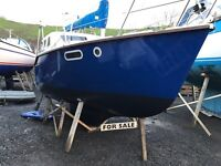 Motor Sailer, Steadfast 24. **IN EXCELLENT SAIL AWAY CONDITION**