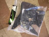 Honda crf 450 2002-2004 rad cvrs