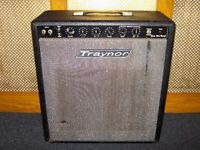 Traynor YGM 3 Guitar Mate Reverb early 70s valve combo