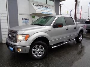 2013 Ford F-150 XLT XTR Crew Cab 4x4, Eco Boost, Rev. Camera