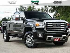 2015 GMC SIERRA 2500HD SLT 4x4  Crew  All Terrain