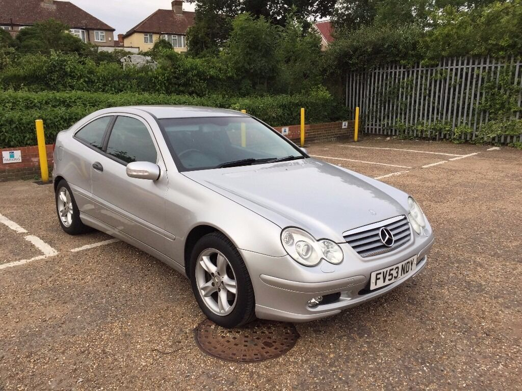 mercedes c220 cdi coupe in maidenhead berkshire gumtree. Black Bedroom Furniture Sets. Home Design Ideas