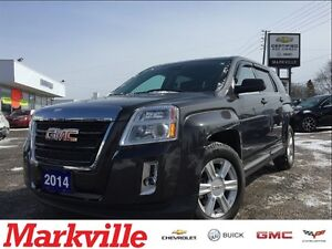 2014 GMC Terrain ALL WHEEL DRIVE - 1 OWNER - FINANCE FROME 0.9%
