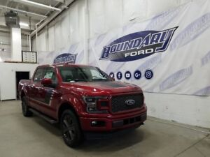 2018 Ford F-150 Lariat Sport Special Edition 502A Ecoboost