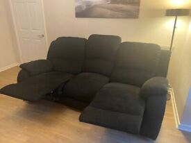 Comfortable sofas in good condition