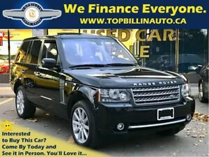 2011 Land Rover Range Rover Supercharged, ONLY 105K, 2 YEARS WAR