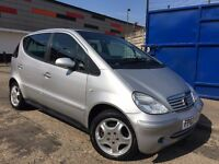 Mercedes-Benz A Class 1.6 A160 Avantgarde Automatic Full Service History 3 Months Warranty
