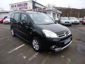 2013 CITREON BELINGO MULTISPACE 1.6 HDi 90 XTR 51K,1 OWNER,12 M MOT,3 MONTHS NATION WIDE WARRANTY