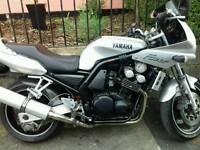 Yamaha fazer fzs 600
