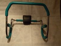 Abdominal Floor Exerciser Metal