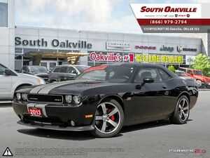 2013 Dodge Challenger SRT8 | HEATED LEATHER | NAVIGATION | SUNRO