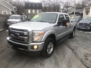 2012 Ford F-250 XLT 6.7l Powerstroke Diesel, clean carproof