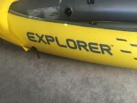 Double kayak Explorer