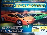 Scalextric Street Sliderz plus lots of extras