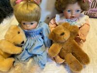 PENDING COLLECTION Free porcelain dolls