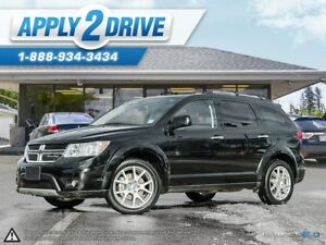 2015 Dodge Journey R/T AWD  Leather  New Tires 7 Passenger
