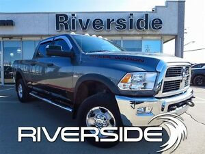 2012 Ram 2500 Power Wagon Crew Cab w/Bluetooth & Voice Recogniti