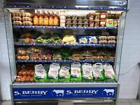 Dairy Cabinet 6ft