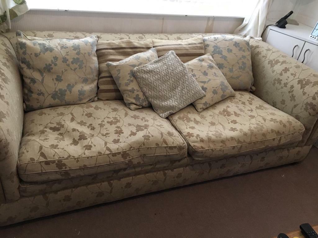 Peachy Nice Family Sofa For Sale In Warrington Cheshire Gumtree Customarchery Wood Chair Design Ideas Customarcherynet