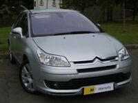 £0 DEPOSIT FINANCE*** Citroen C4 1.6 HDi 16v VTR+ 5dr **12 MONTH MOT** GREAT MPG**FREE AA WARRANTY