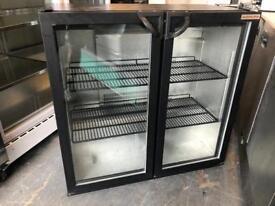 Commercial bar fridge catering restaurant hotels pubs cafe equipment