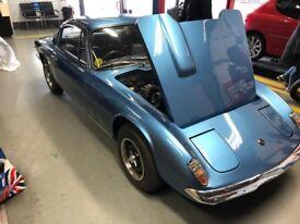 Lotus Elan Plus + 2 1969