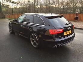 2014 Audi A6 Avant S Line