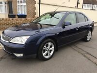 2004 FORD MONDEO GHIA X 6 SPEED