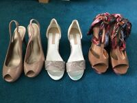 Size 4 three pairs
